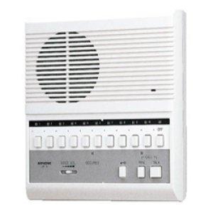 画像1: 【アイホン】交互通話式複合式インターホン10局用(10局用親機)[LEF-10]